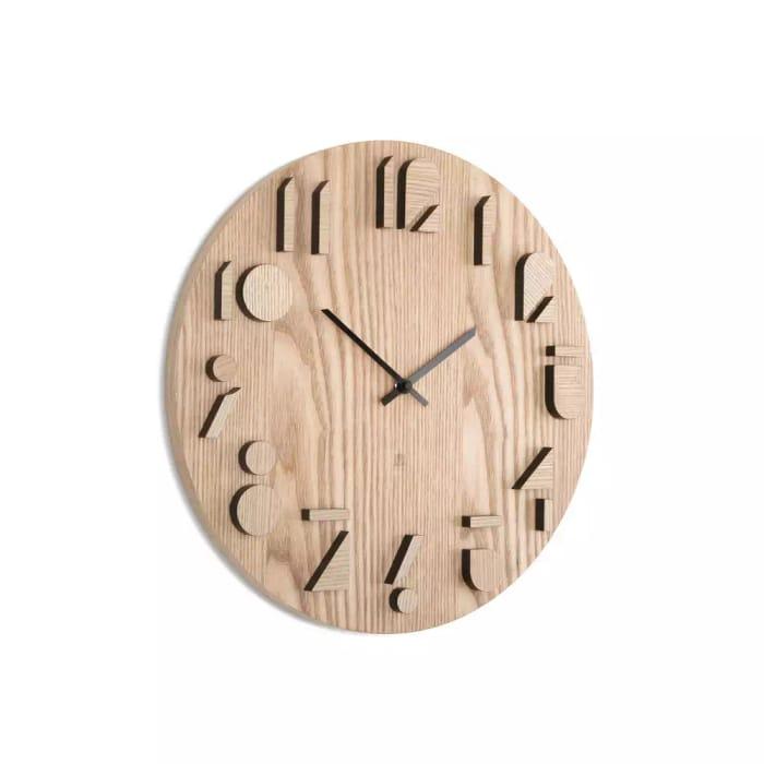 Umbra Shadow Wall Clock - Save £36