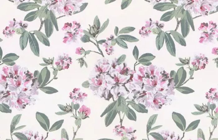 8 Free Laura Ashley Wallpaper or Fabric Samples.