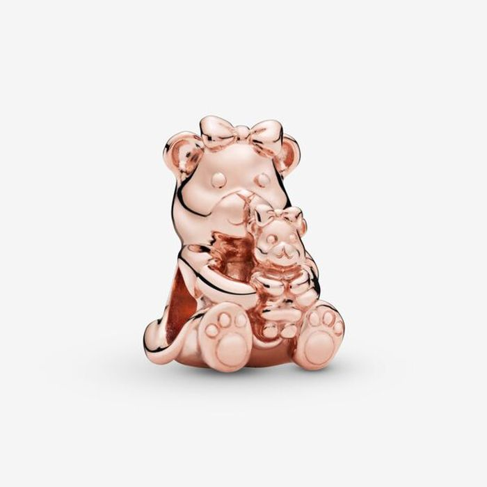 Pandora Dora Bear Charm