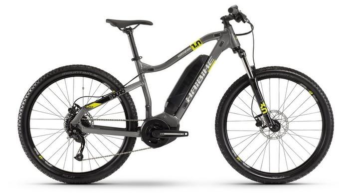 *SAVE £400* Haibike SDuro Hardseven 1.0 27.5 Mens Electric H/tail Mountain Bike