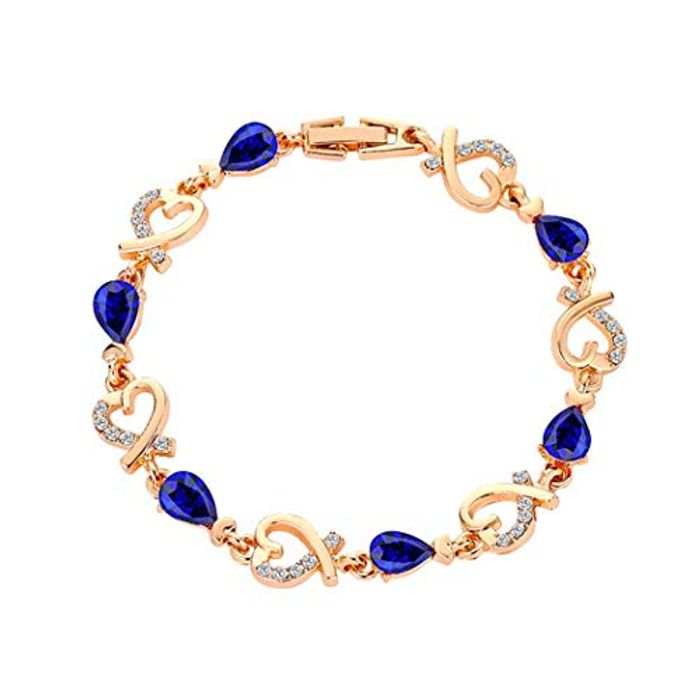 Best Price! Women Crystal Bracelet 80% off + Free Delivery
