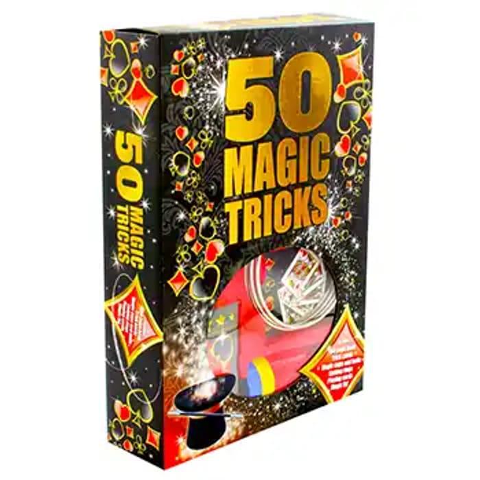 50 Magic Tricks Box Set