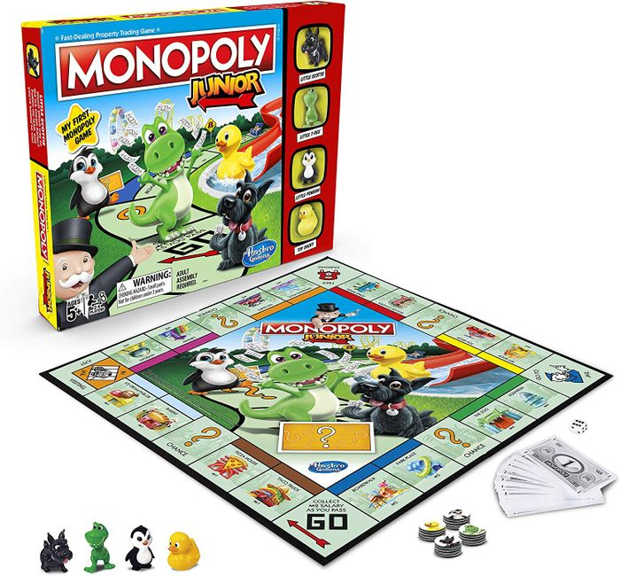 Cheap Monopoly Junior Game, reduced by £6.99!