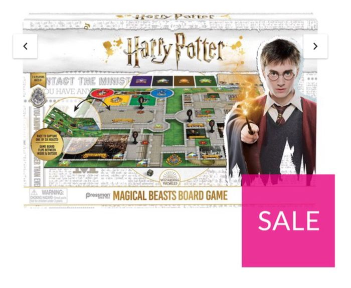 Vivid Games Harry Potter - Quest for the Beasts