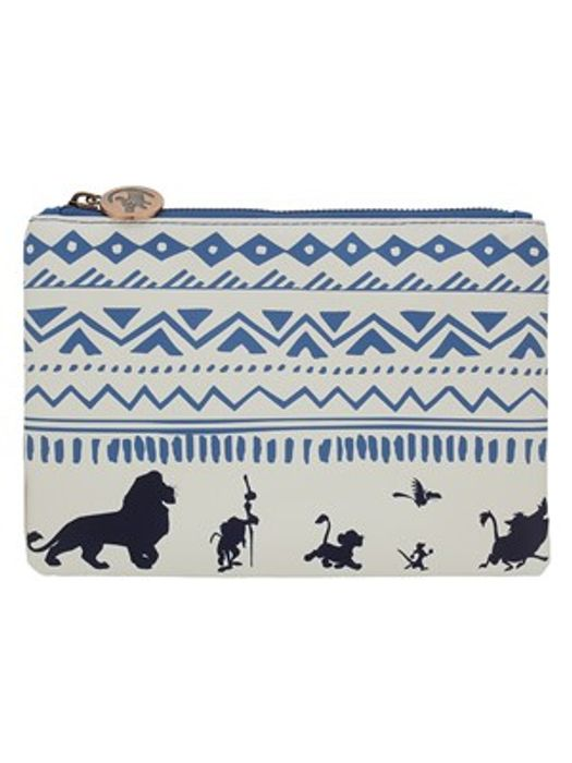 Cheap Disney the Lion King Remember Who You Are Washbag/make up Bag - Save 23%