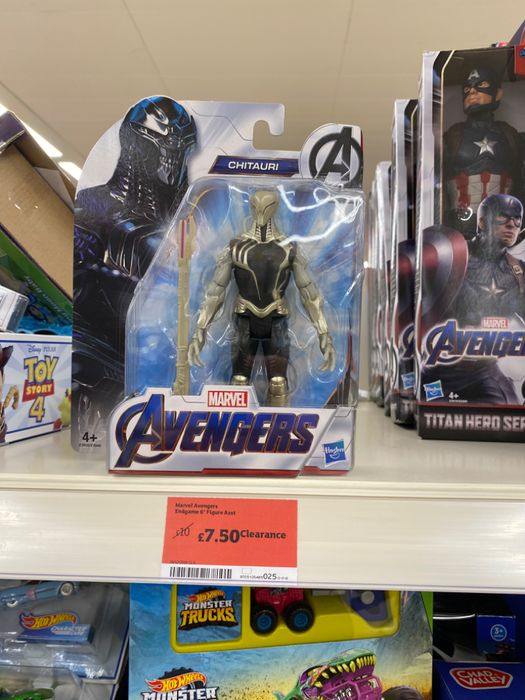 Avengers 6 Figure Assortment