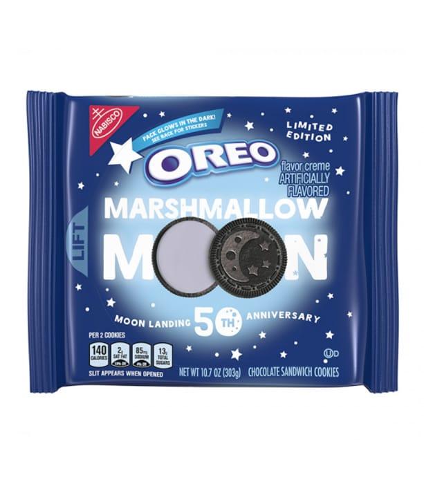 Oreo Limited Edition Moon Landing 50th Anniversary