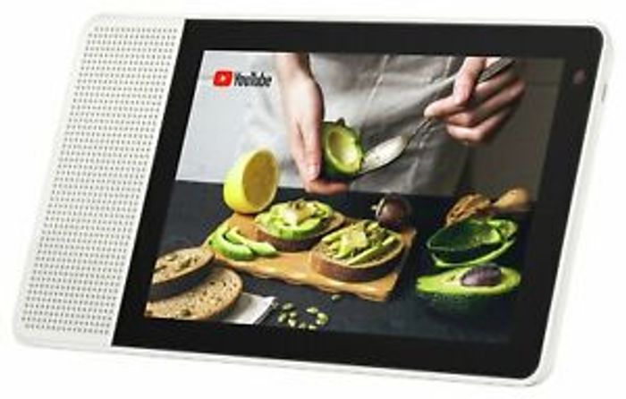 """Cheap Lenovo Smart 8"""" Display with Google Assistant - Save £22!"""