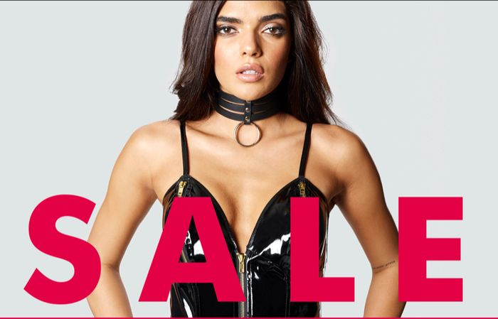 Up to 50% off Sale at Ann Summers