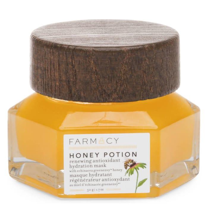 35% offFarmacy Honey Potion Renewing Antioxidant Hydration Mask Orders