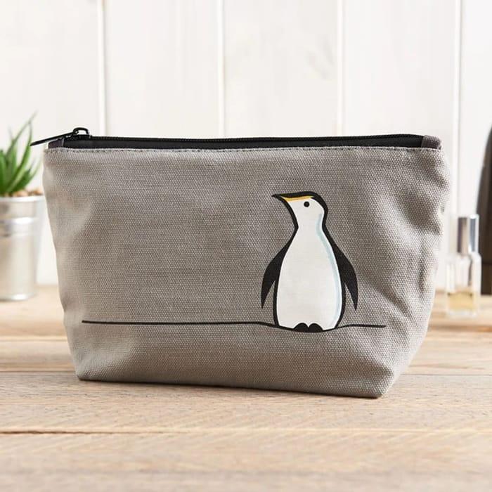 Jin Designs Penguin Zip Bag