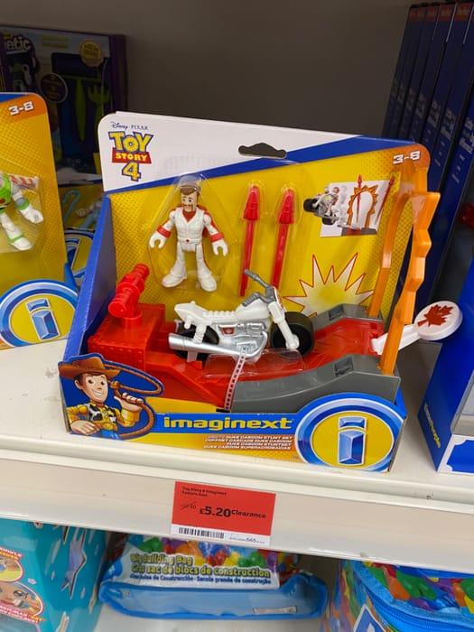 Toy Story Imaginext Assortment - Half Price