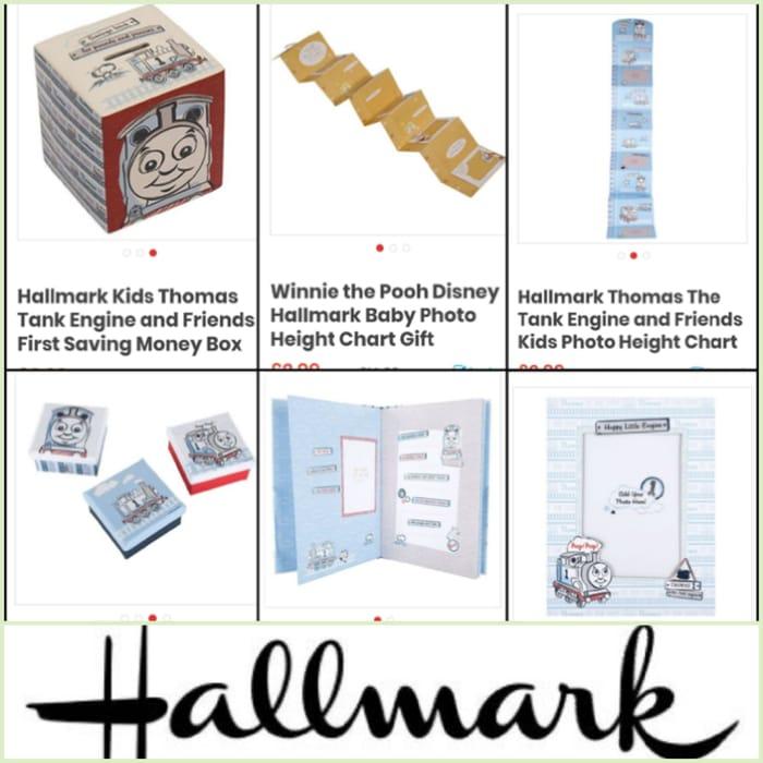 Hallmark Baby Gifts.