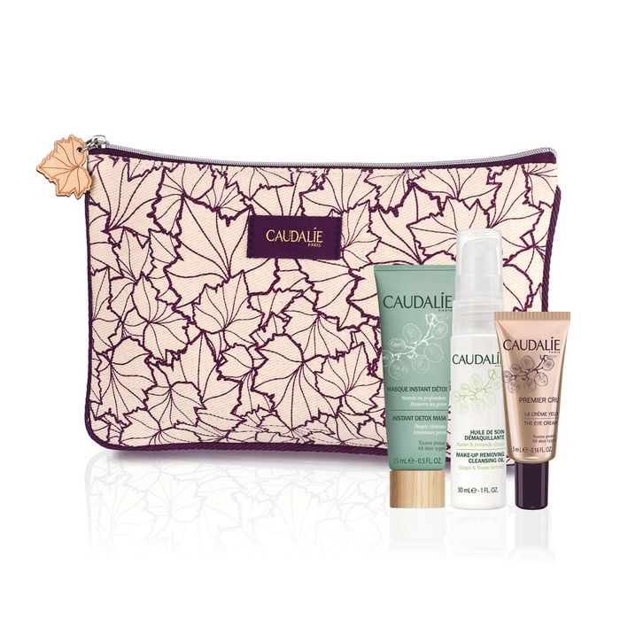 Free Caudalie Party Essentials Kit with Caudalie Orders over £30
