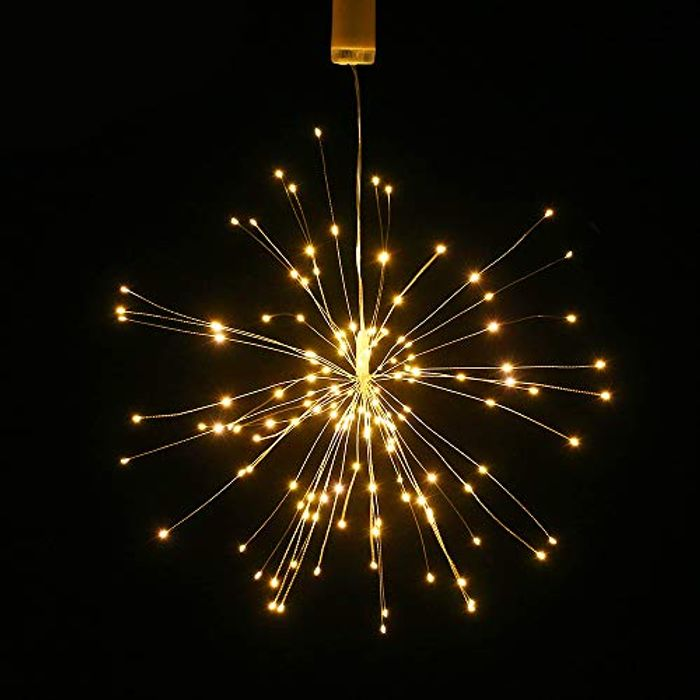 Pretty Fireworks Light with 150 LEDs at Amazon