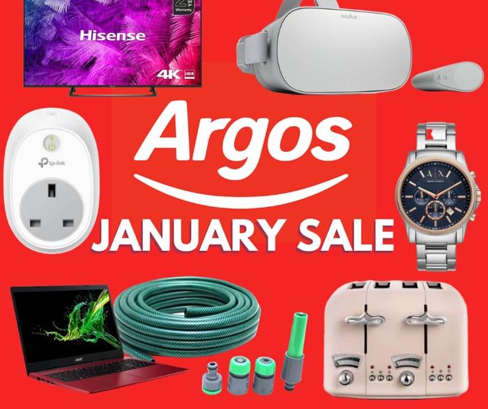Argos Sale - This Week's Best Discounts!