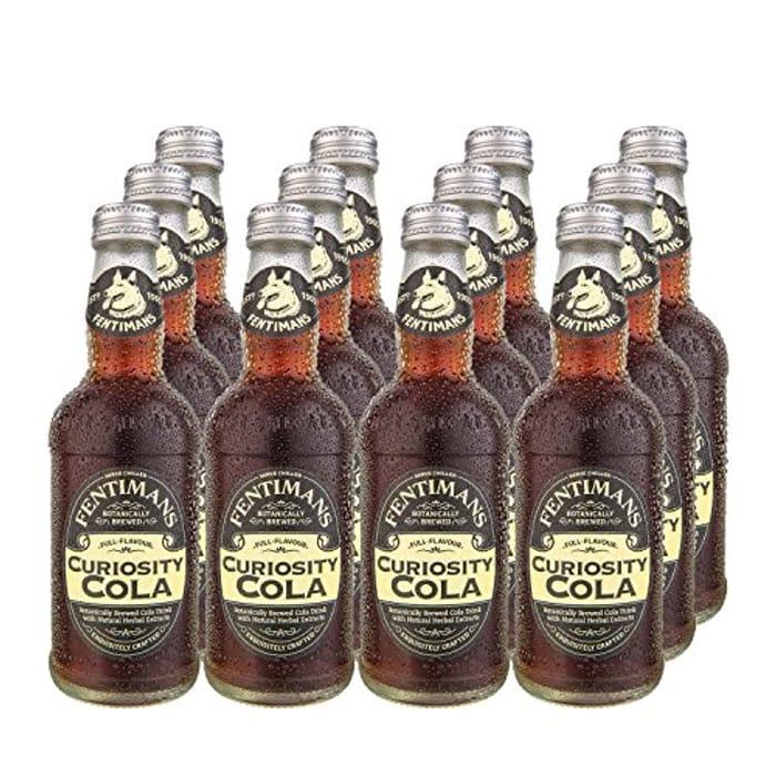 Fentimans Curiosity Cola, 12 X 275 Ml