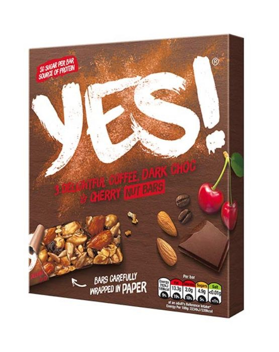 YES! Snack Bars for £1 with Shopmium