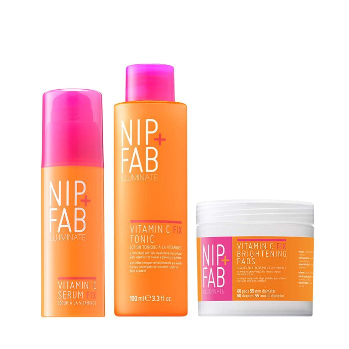Nip+Fab Vitamin C Regime Bundle