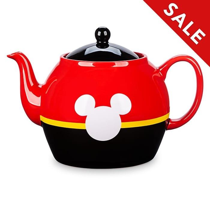 Disney Store Mickey Mouse Teapot