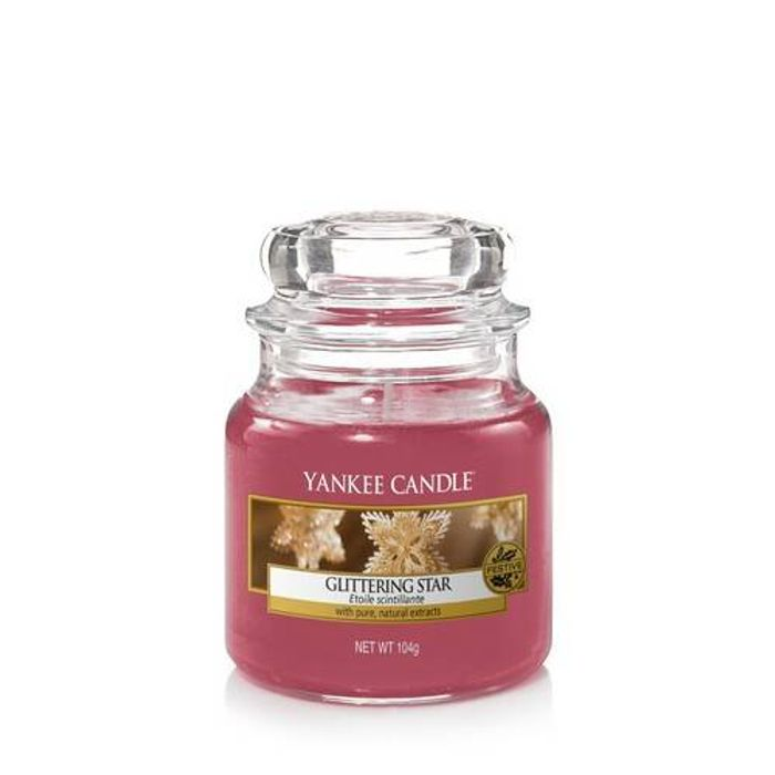 Best Price! Yankee Candle Glittering Star Small Jar