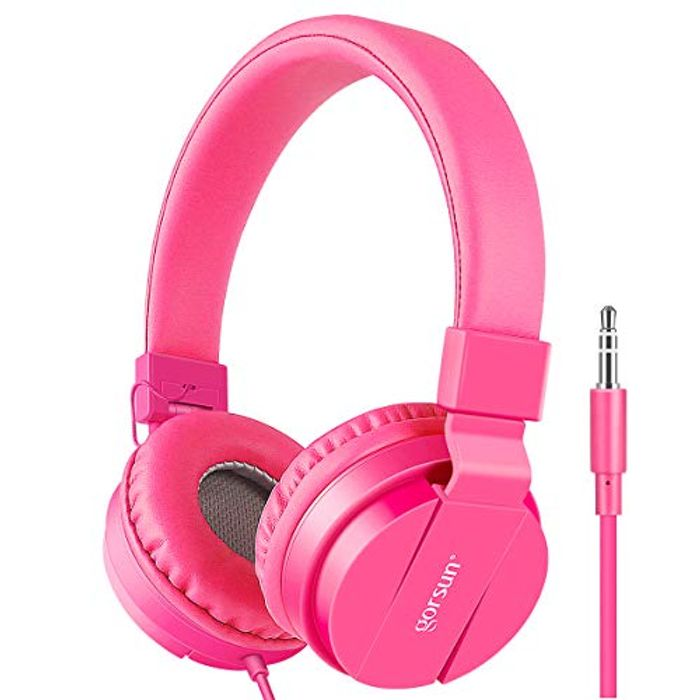 Kids Headphones with Limited Volume