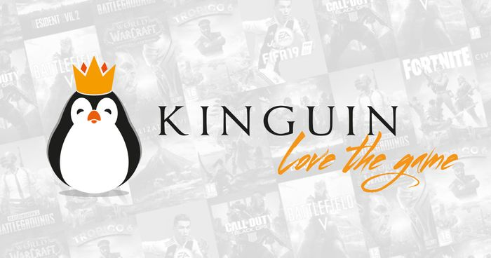 3% off Orders at Kinguin