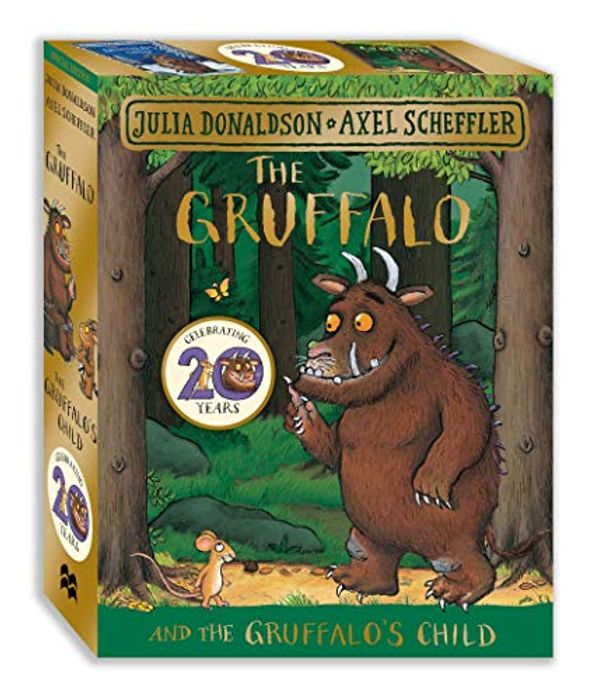Best Price! The Gruffalo and the Gruffalo's Child Board Book Gift Slipcase