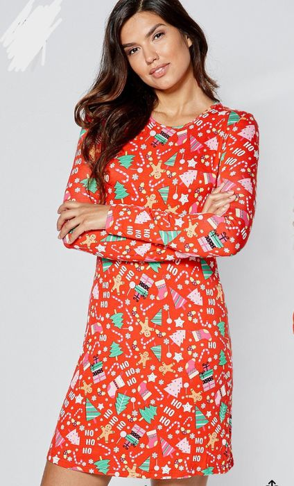 Christmas Swing Dress Only £2!!