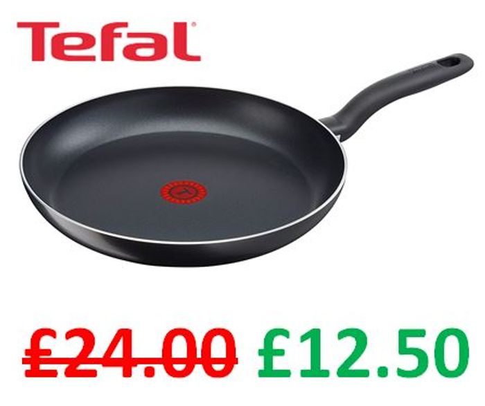 Going Cheap! LARGE SIZE Tefal Frypan *4.6 STARS* - Save 48%