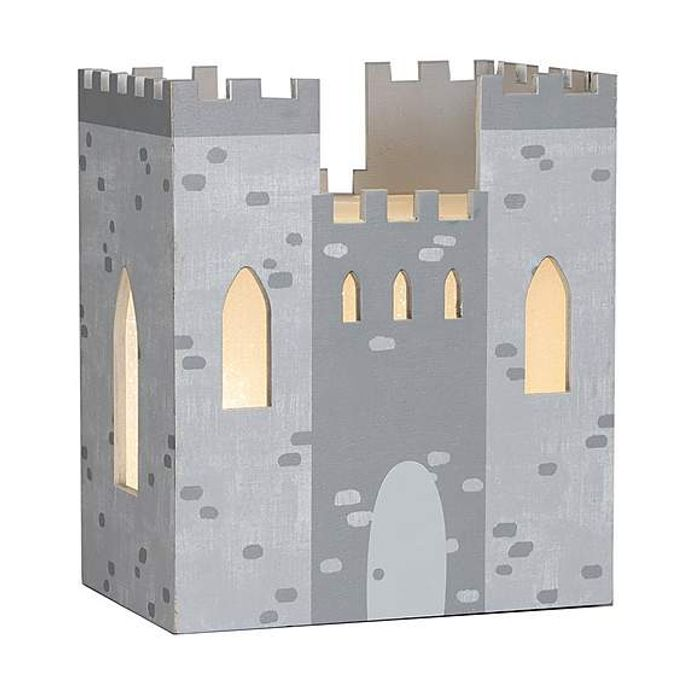 Knights & Dragons Castle LED Light Down From £12 to £9.6