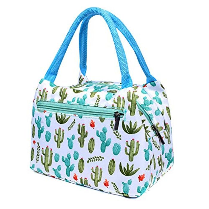 Syfinee Cartoon Printed Lunch Bag Handheld Insulated FREE DELIVERY