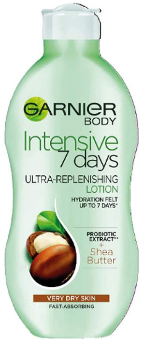Garnier Body Intensive 7 Days Ultra Replenishing Lotion 400ml at Morrisons