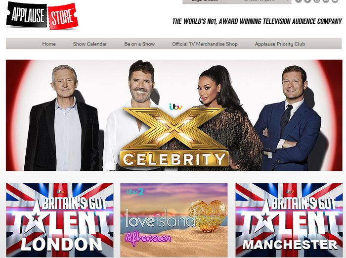 Watch UK Tv Shows for Free Live in Studio