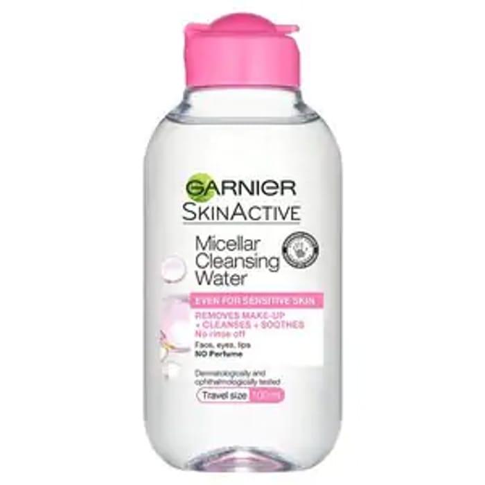 Garnier Skin Naturals Micellar Cleansing Water 100ml Half Price