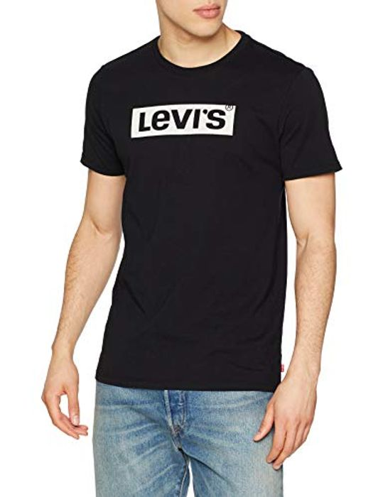 Best Ever Price! Levi's Men's Graphic Set-in Neck Short Sleeve T-Shirt