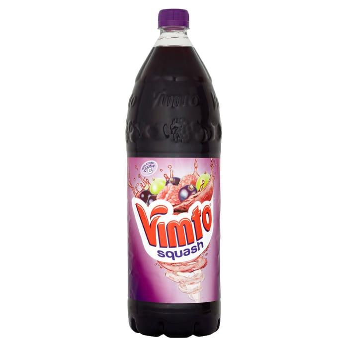 Vimto Original Squash 2 Litre /Vimto No Added Sugar Squash 2L