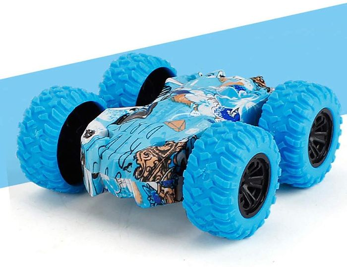 Stunt Car ,Inertia-Double Side Size: 25x15x14cm