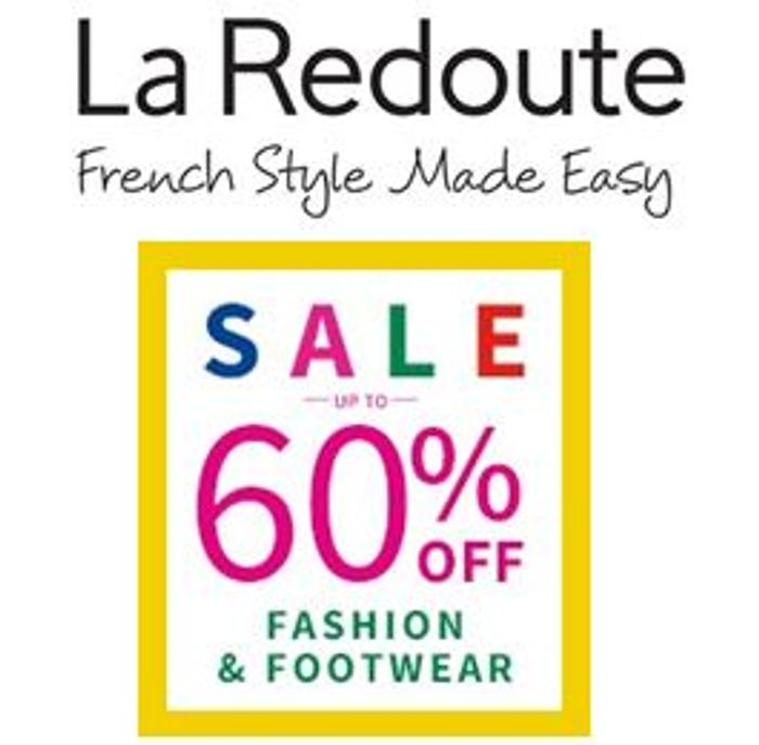 Special Offer! La Redoute - January Sale and CLEARANCE
