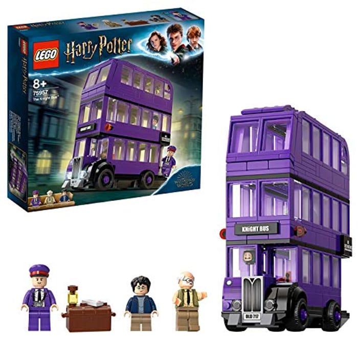 LEGO 75957 Harry Potter Knight Bus **4.8 STARS**