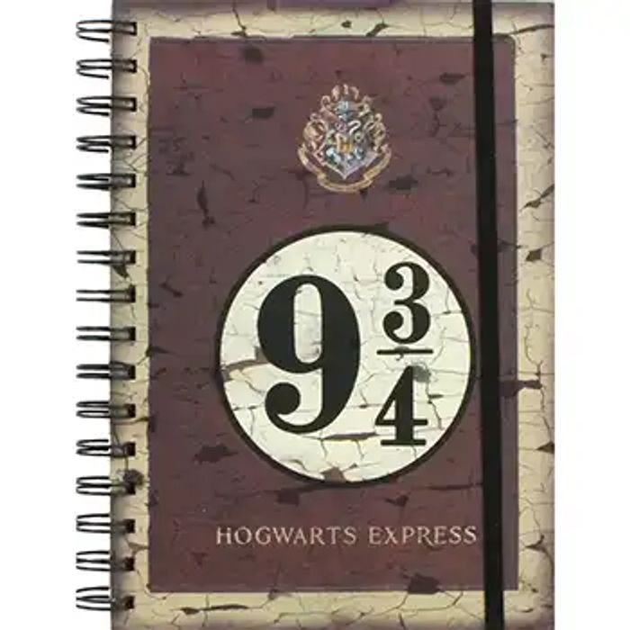 A5 Harry Potter Hogwarts Express Notebook - Only £2 with Code!