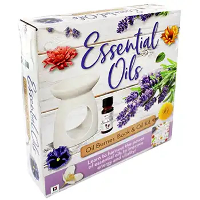 Essential Oils Kit at The Works
