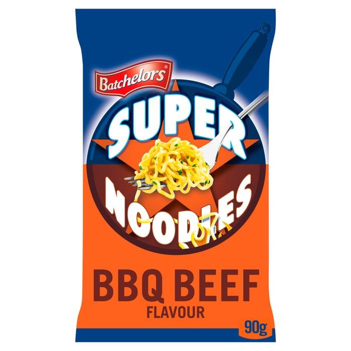 Cheap Batchelors Super Noodles 90g (all flavours) - Only £0.4!