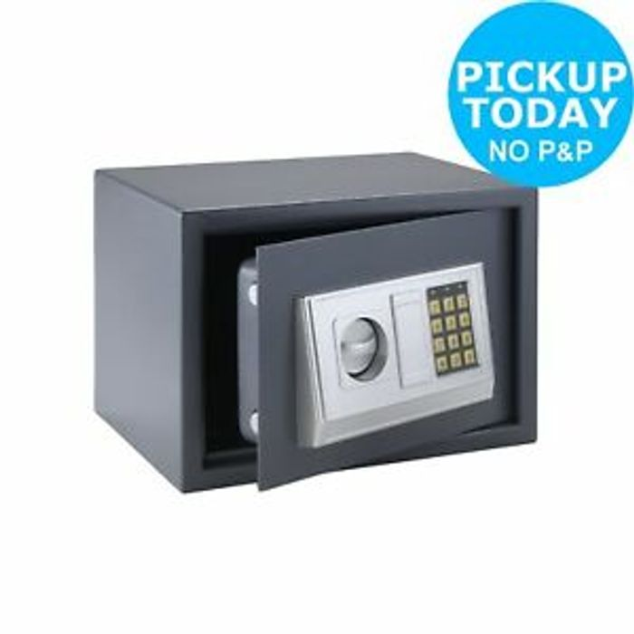 Argos Home A5 35cm Digital Safe Click & Collect - Save £15!