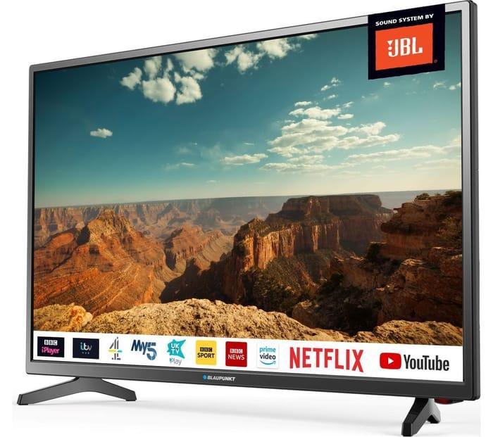"Best Price! BLAUPUNKT 40"" Smart LED TV"