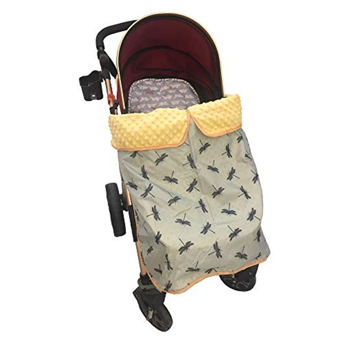 Deal Stack - Baby Stroller Cover/Blanket - 50% off + Extra £2