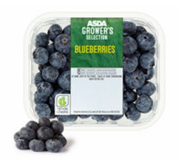 ASDA Grower's Selection Blueberries