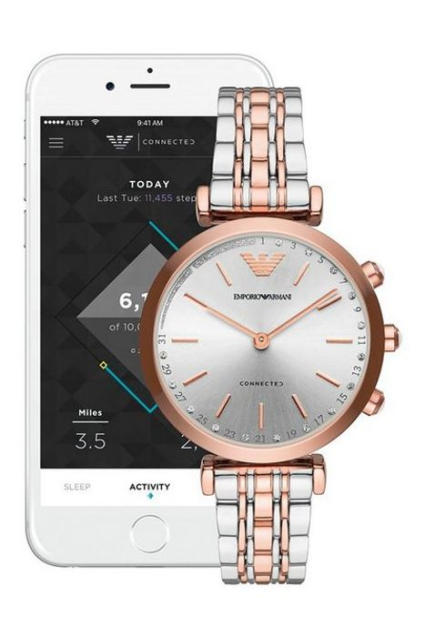 Cheap Emporio Armani Smart Watch, reduced by £60!