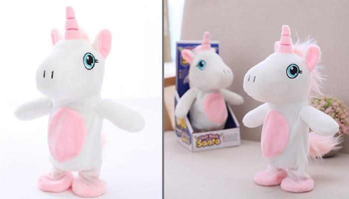 Interactive Walking & Talking Unicorn