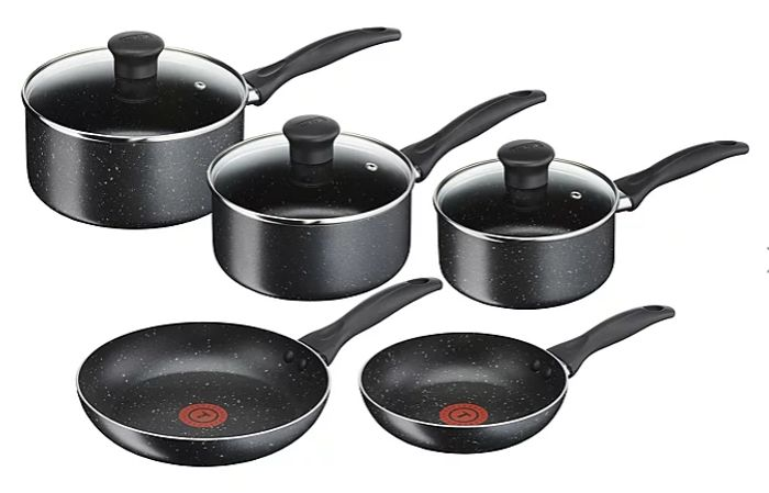 Tefal Origins 5 Piece Cookware Range, Better Than Half Price!